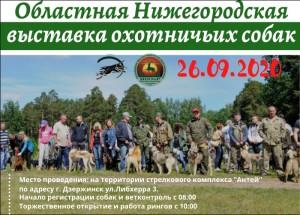 Нижегородская выставка 26.09.2020.п